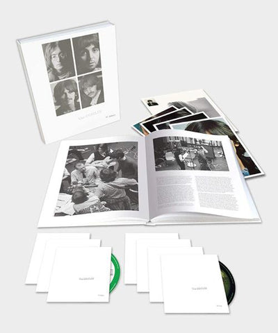 <b>The Beatles </b><br><i>The Beatles (The White Album) [6 CD + Blu-ray]</i>
