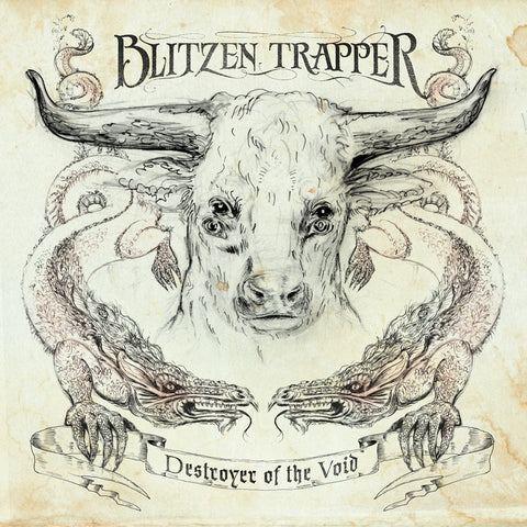 <b>Blitzen Trapper </b><br><i>Destroyer Of The Void</i>