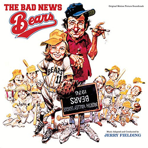 <b>Jerry Fielding </b><br><i>The Bad News Bears (Soundtrack)</i>