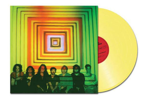 <b>King Gizzard And The Lizard Wizard </b><br><i>Float Along-Fill Your Lungs [Easter Yellow Colored Vinyl]</i>