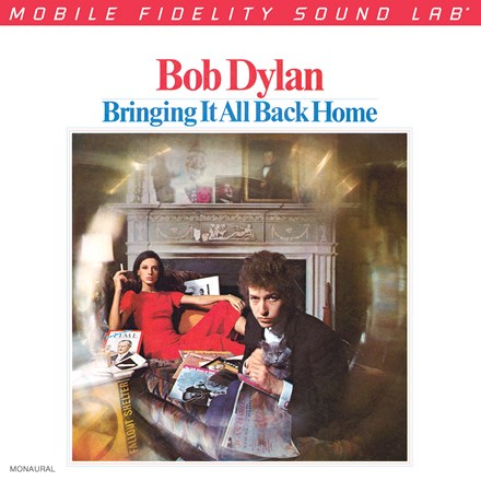 <b>Bob Dylan </b><br><i>Bringing It All Back Home [2LP,  45 RPM, Mono]</i>