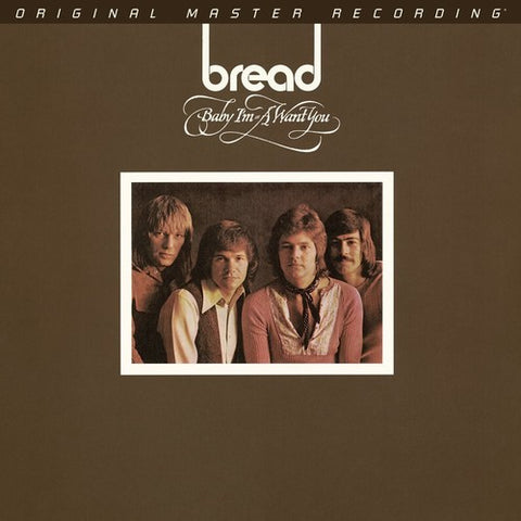<b>Bread </b><br><i>Baby I'm-A Want You [SACD]</i>