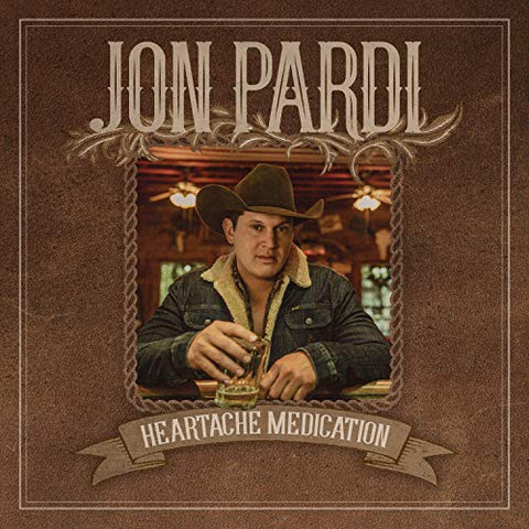 <b>Jon Pardi </b><br><i>Heartache Medication</i>