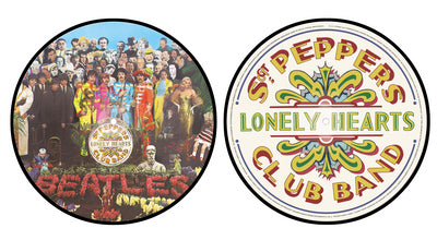 <b>The Beatles </b><br><i>Sgt. Pepper's Lonely Hearts Club Band [Picture Disc, 2017 Stereo Mix]</i>