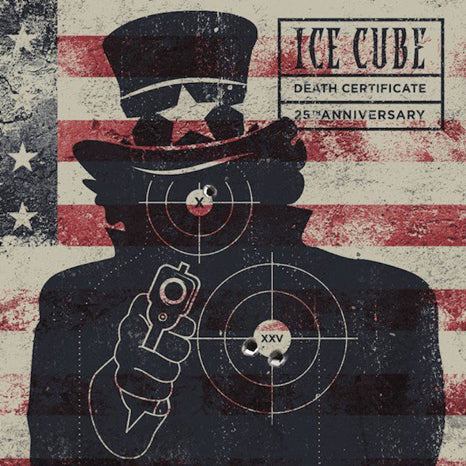 <b>Ice Cube </b><br><i>Death Certificate (25th Anniversary)</i>