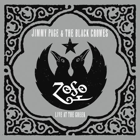 <b>Jimmy Page & The Black Crowes </b><br><i>Live At The Greek [3LP, 20th Anniversary Audiophile Edition]</i>