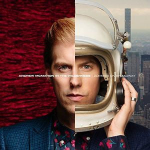 <b>Andrew McMahon In The Wilderness </b><br><i>Zombies On Broadway</i>