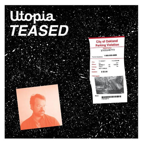 <b>Stephen Steinbrink </b><br><i>Utopia Teased</i>
