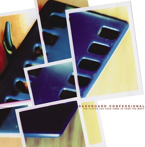 <b>Dashboard Confessional </b><br><i>The Places You Have Come To Fear The Most [Indie-Exclusive Orange Vinyl]</i>