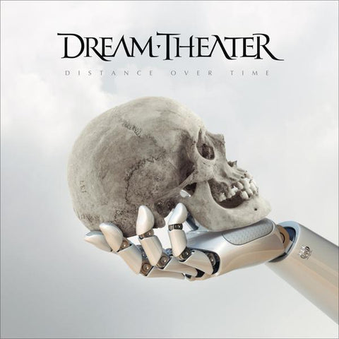 <b>Dream Theater </b><br><i>Distance Over Time [Black Vinyl]</i>