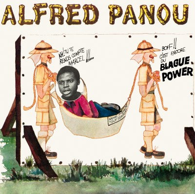 <b>Alfred Panou & The Art Ensemble Of Chicago </b><br><i>Je Suis Un Sauvage / Le Moral Necessaire</i>