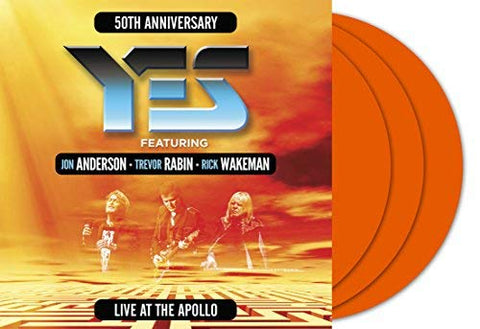 <b>Yes featuring ARW </b><br><i>Live At The Apollo</i>
