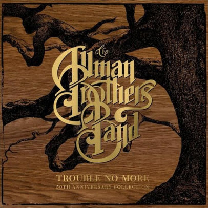 <b>The Allman Brothers Band </b><br><i>Trouble No More: 50th Anniversary Collection [10-lp Box Set]</i>