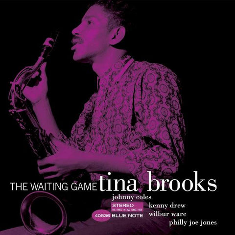 <b>Tina Brooks </b><br><i>Waiting Game [Blue Note Tone Poet Series]</i>