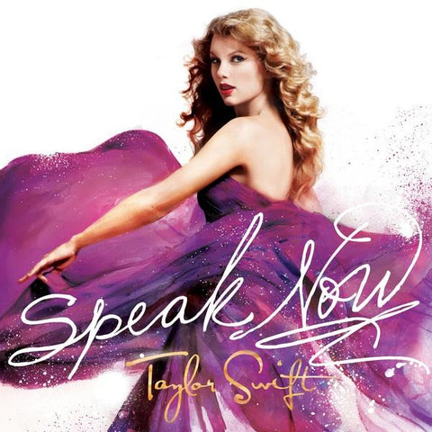 <b>Taylor Swift </b><br><i>Speak Now [Smoke Colored Vinyl]</i>
