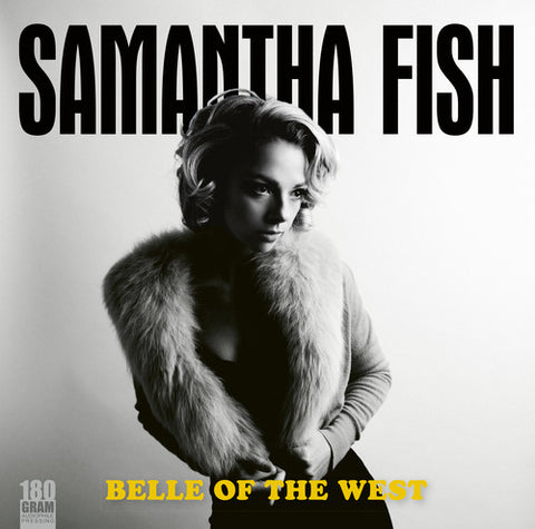<b>Samantha Fish </b><br><i>Belle Of The West</i>
