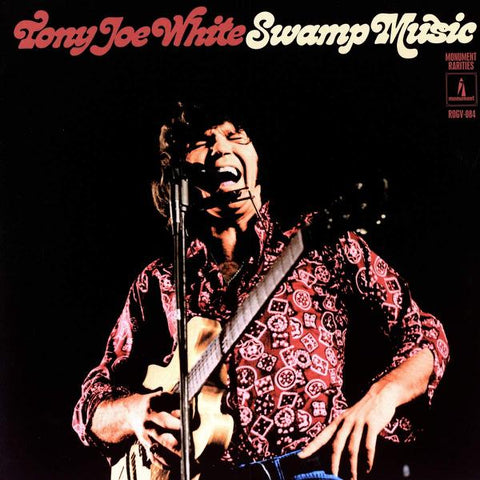 <b>Tony Joe White </b><br><i>Swamp Music: Monument Rarities [3-lp]</i>