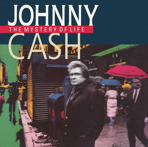 <b>Johnny Cash </b><br><i>The Mystery Of Life</i>