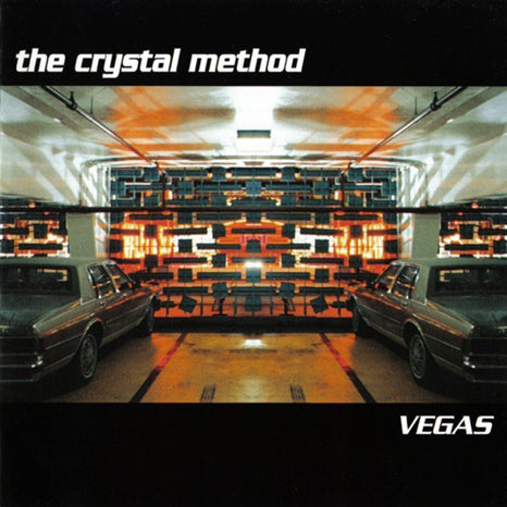<b>The Crystal Method </b><br><i>Vegas </i><br>Release Date : 10/27/2017