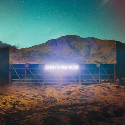 <b>Arcade Fire </b><br><i>Everything Now (Night Version) [180g Vinyl/ Blue Viny]</i>