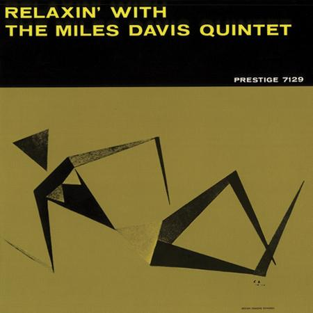 <b>The Miles Davis Quintet </b><br><i>Relaxin' With The Miles Davis Quintet</i>
