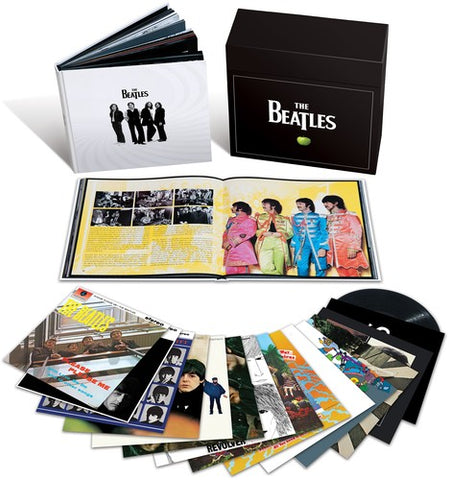 <b>The Beatles </b><br><i>The Beatles Stereo Box Set</i>