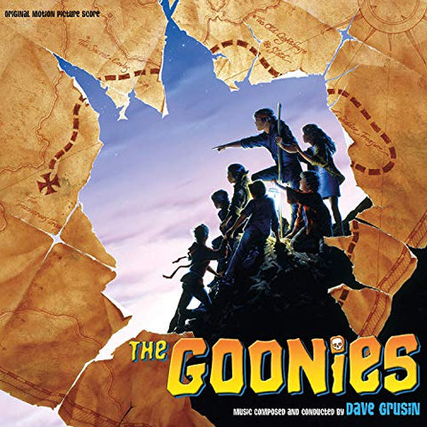 <b>Dave Grusin </b><br><i>The Goonies</i>