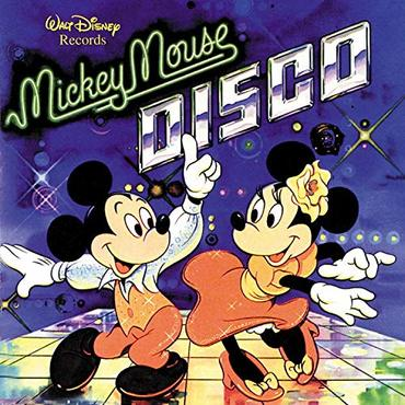 <b>Various Artists </b><br><i>Mickey Mouse Disco</i>