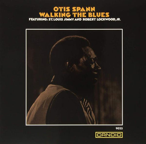 <b>Otis Spann </b><br><i>Walking The Blues</i>