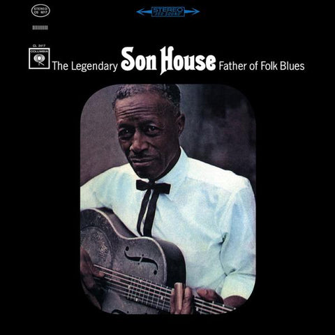 <b>Son House </b><br><i>Father Of Folk Blues [2LP, 45 RPM]</i>