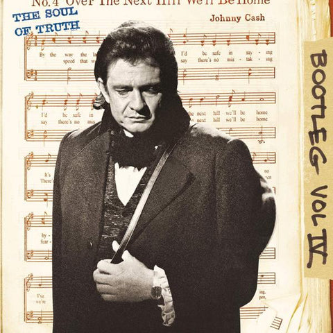 <b>Johnny Cash </b><br><i>Bootleg Vol IV: The Soul Of Truth [3-lp] [Import] [Colored Vinyl]</i>