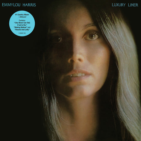 <b>Emmylou Harris </b><br><i>Luxury Liner</i>