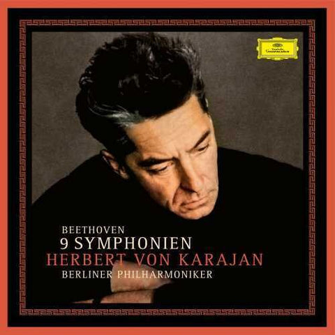 <b>Karajan, Berliner Philharmoniker </b><br><i>Beethoven: 9 Symphonien [8-lp Box Set]</i>