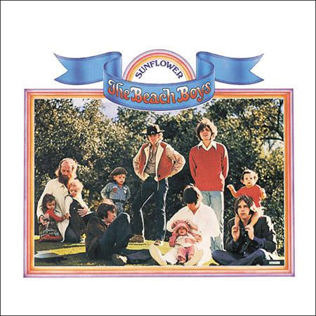 <b>The Beach Boys </b><br><i>Sunflower [200g Stereo]</i>