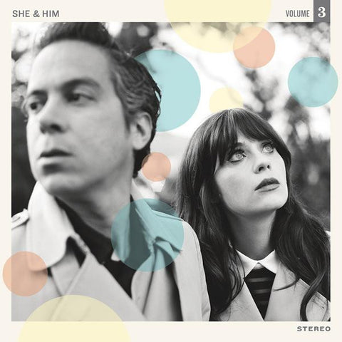 <b>She & Him </b><br><i>Volume 3</i>
