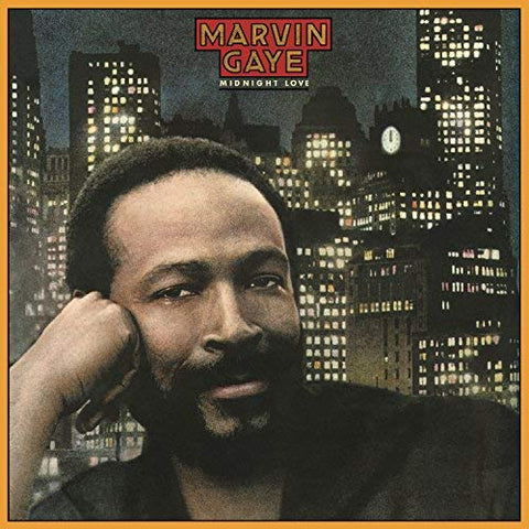 <b>Marvin Gaye </b><br><i>Midnight Love</i>