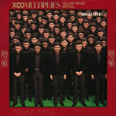 <b>Yellow Magic Orchestra </b><br><i>X-Multiplies</i>