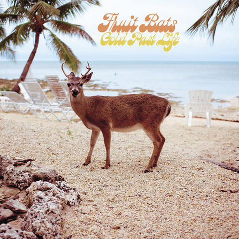 "<b>Fruit Bats </b><br><i>Gold Past Life [Indie-Exclusive Colored Vinyl w/ 7""]</i>"
