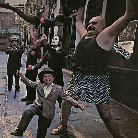 <b>The Doors </b><br><i>Strange Days [SACD]</i>