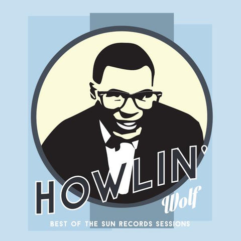<b>Howlin' Wolf </b><br><i>Best Of The Sun Records Sessions [Indie-Exclusive White Vinyl]</i>