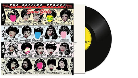 <b>The Rolling Stones </b><br><i>Some Girls [Half-Speed Mastered]</i>