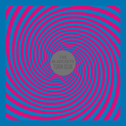 <b>Black Keys, The </b><br><i>Turn Blue</i>