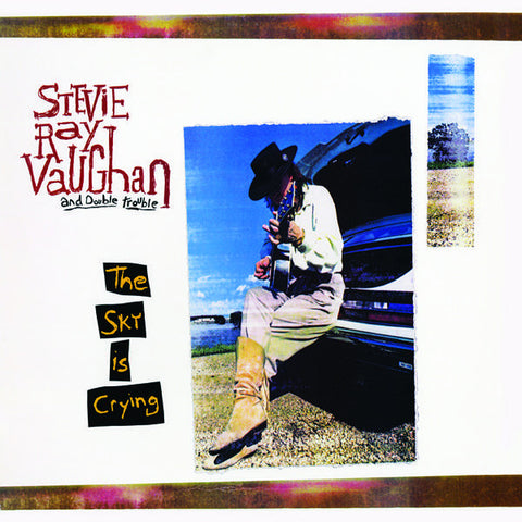 <b>Stevie Ray Vaughan And Double Trouble </b><br><i>The Sky Is Crying</i>