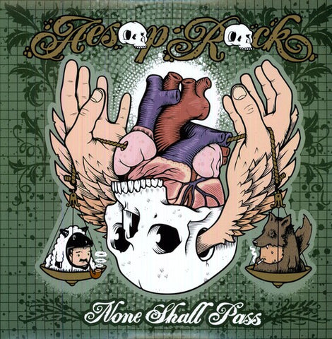 <b>Aesop Rock </b><br><i>None Shall Pass</i>