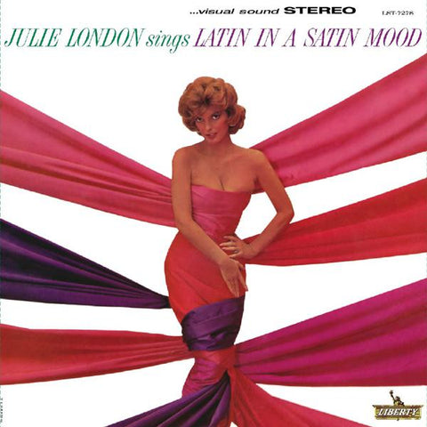 <b>Julie London </b><br><i>Julie London Sings Latin In A Satin Mood [2LP, 45RPM]</i>