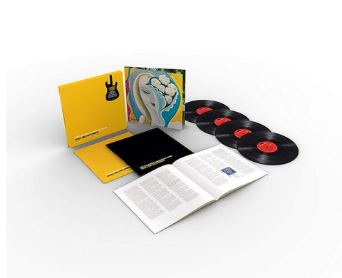 <b>Derek & The Dominos </b><br><i>Layla And Other Assorted Love Songs [Import] [4-lp Box Set]</i>