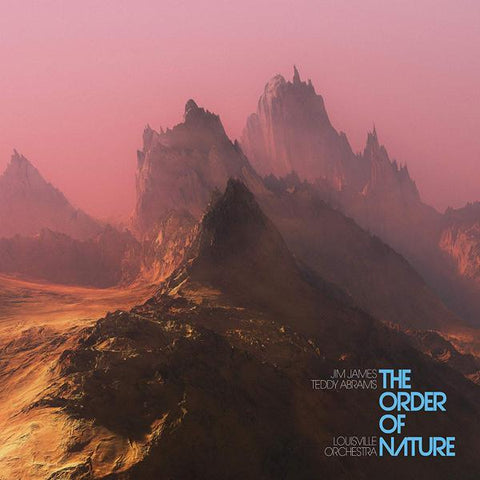 <b>Jim James, Teddy Abrams, Louisville Orchestra </b><br><i>Order Of Nature</i>