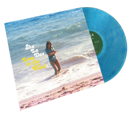 <b>The Sha La Das </b><br><i>Love In the Wind [Blue Vinyl]</i>