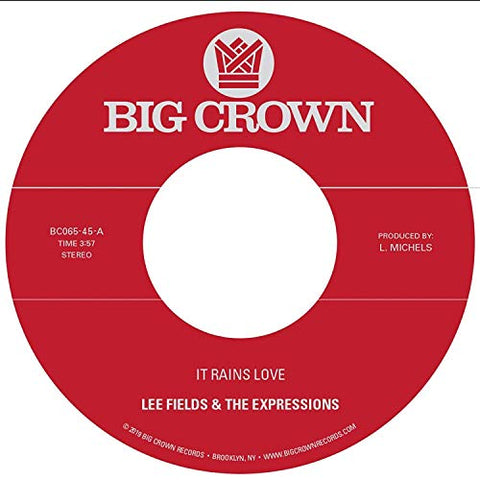 <b>Lee Fields & The Expressions </b><br><i>It Rains Love</i>
