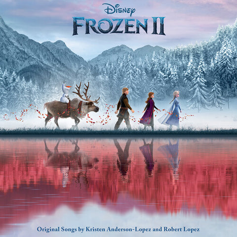 <b>Kristen Anderson-Lopez And Robert Lopez </b><br><i>Frozen 2: The Songs</i>